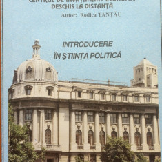 INTRODUCERE IN STIINTA POLITICA - Tantau ASE - Centrul de invatamant la distanta