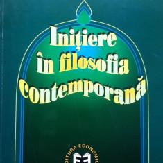INITIERE IN FILOSOFIA CONTEMPORANA - Vasile Macoviciuc, Alta editura