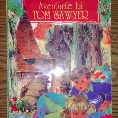 Carte - Mark Twain - Aventurile lui Tom Sawyer