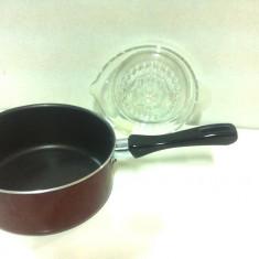 Craticioara teflon visinie -diametrul 18 cm / bonus storcator manual citrice