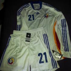 Echipament Romania - Set echipament fotbal Adidas