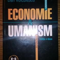Carte - Dan Voiculescu - Economie & Umanism