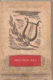 (C4375) PRIMII NOSTRI POETI: IENACHITA, ALECU SI NICOLAE VACARESCU - COSTACHE CONACHI- BARBU PARIS MUMULEANU - ALEX. HRISOVENGHI - VASILE CIRLOVA, Alta editura