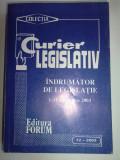 CURIER LEGISLATIV - 12/2003