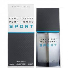 Issey Miyake L'eau D'Issey Pour Homme Sport EDT 100 ml pentru barbati - Parfum barbati Issey Miyake, Apa de toaleta