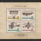 Ungaria.1967 Aviatie:Expozitia AEROFILA-Bl. SU.168 - Timbre straine