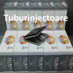 PACHET AVANTAJ MULTIFILTER 7 - 2000 de tuburi Primus Multifilter + TABACHERA - Foite tigari