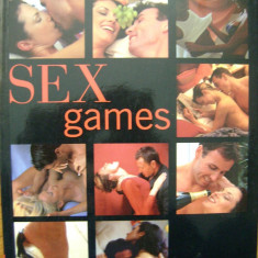SEX GAMES de Linda SONNTAG - Reviste XXX
