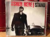 USHER - HERE I STAND (2008) cd nou/sigilat, sony music