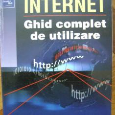 INTERNET-GHID COMPLET DE UTILIZARE, de Linda Bird - Carte despre internet