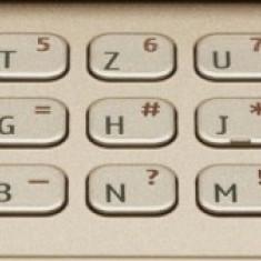 Tastatura NOKIA N97 mini aurie/gold ORIGINALA - Tastatura telefon mobil
