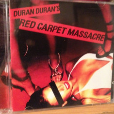 DURAN DURAN'S - RED CARPET MASSACRE ( 2007/SONY) - CD NOU/SIGILAT/POP/ROCK - Muzica Pop sony music