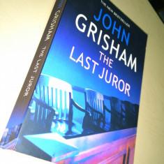 The last juror - John Grisham ( limba engleza )