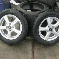 Rezerva Mazda R 14 + Cauciuc iarna Michelin 175/65 r 14 - Janta aliaj Mazda, 4, 5, Numar prezoane: 4, PCD: 108