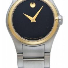 Vand ceas dama Movado Viro 0605718, Lux - elegant, Quartz, Inox, Analog