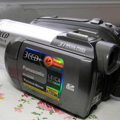 Camera Video Panasonic NV-GS330 miniDV, 2-3 inch, CCD, 10-20x