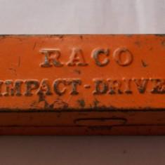 Cutie metalica Raco Impact Driver - Cutie Reclama