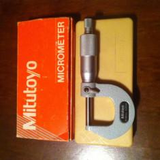 Micrometru exterior