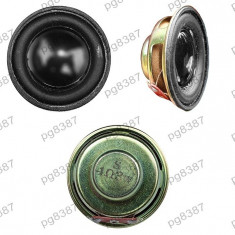 Difuzor 3W, 4 Ohmi, 40mm - 152857, 0-40 W, Difuzoare medii