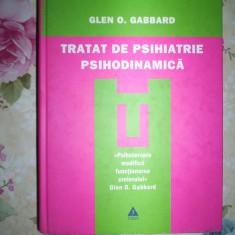 Tratat de psihiatrie psihodinamica-Glen Gabbard - Carte Psihiatrie