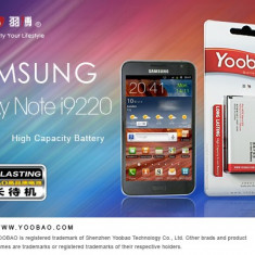 Baterie 2500mAh Samsung Galaxy Note N7000 i9220 by Yoobao Originala, Li-ion