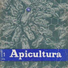 revista APICULTURA nr.1,ian.,1970