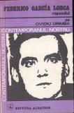 FEDERICO GARCIA LORCA RAPSODUL de OVIDIU DRIMBA