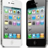 Vand iPhone 4,8GB,fara zgarieturi,+CABLU USB+HUSA GRATIS+TOATE ACCESORIILe