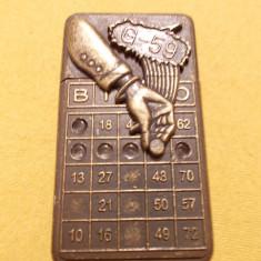 BRICHETA BINGO - Bricheta Cu Gaz