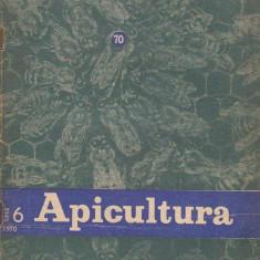 revista APICULTURA nr.6,iunie,1970