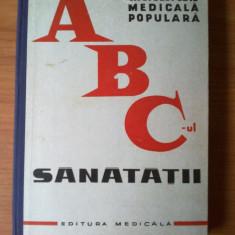 T ABC-ul Sanatatii / Enciclopedie Medicala Populara