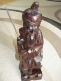 """""""PESCAR JAPONEZ""""  -  lemn sculptat"""