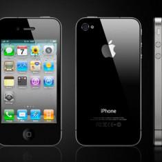 Vand iPhone 4 Apple 32gb stare foarte buna, Negru, Neblocat