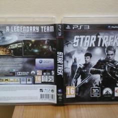 Star Trek (PS3) 3D (ALVio) + sute de alte jocuri ( VAND / SCHIMB ) - Jocuri PS3, Shooting, 12+