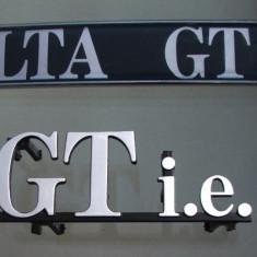 Emblema, sigla spate lancia delta GT ie - Embleme auto
