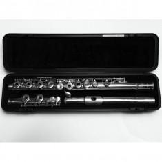 Flaut Yamaha 371, cap de argint