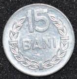 1872 ROMANIA 15 BANI 1975