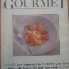 MICROWAVE GOURMET - Barbara Kafka - Carte Retete culinare internationale