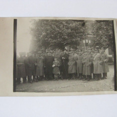 FOTOGRAFIE ARMATA ROMANA DIN ANII 20 - Fotografie veche
