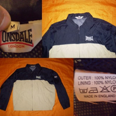 GEACA LONSDALE LONDON (made in england ) - casual, ultras, suporter - Geaca barbati, Marime: M, Culoare: Din imagine