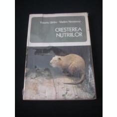 VALERIU SIRBU * VADIM NESTEROV - CRESTEREA NUTRIILOR {1979}
