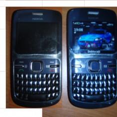Vand/ schimb nokia c3-00 - Telefon mobil Nokia C3, Neblocat