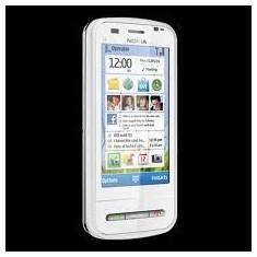 Vand nokia c6 alb - Telefon mobil Nokia C6, Neblocat