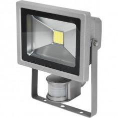 Proiector cu LED si senzor 20W - Corp de iluminat, Proiectoare