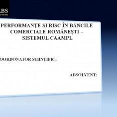 LUCRARE DE LICENTA DOMENIUL FINANCIAR-BANCAR - Certificare
