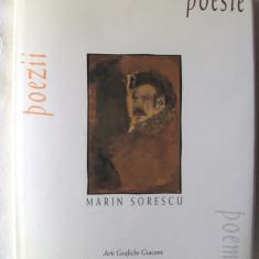 POEZII / POESIE / POEMS, Marin Sorescu, 1995. Cu 30 picturi ale autorului. Noua - Carte poezie