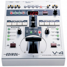 Mixer Video DJ Roland Edirol V4