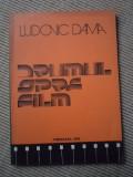 drumul spre film cinematografie ludovic dama timisoara 1981 cinema carte hobby