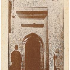 577 - Bucovina, Suceava, Manastirea PUTNA - old postcard - unused - Carte Postala Bucovina 1904-1918, Necirculata, Printata