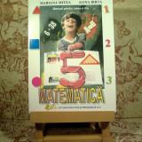 Mariana Mitea - Matematica manual pentru clasa a V a - Manual scolar, Clasa 5, Alte materii